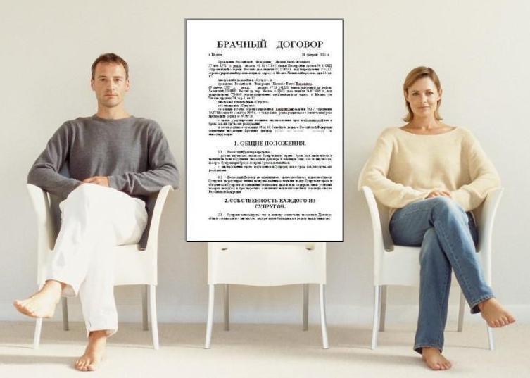 Я за то, чтобы брачные контракты стали обязательными у нас в стране.