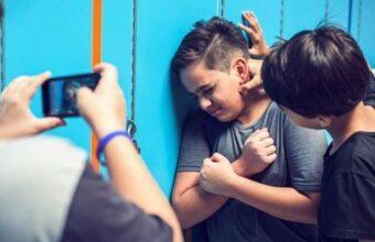 Моего сына избивают в школе