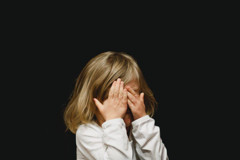 страх ребенка