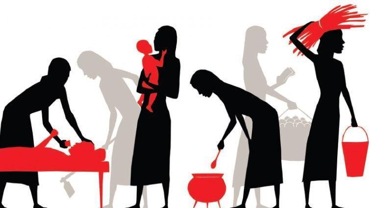 С какими проблемами столкнулись работающие женщины во время карантина?