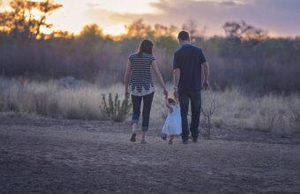 Я рассталась с отцом моего ребенка из-за одного удара