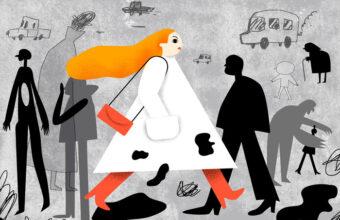 Люди в белом пальто: кто они и как с ними общаться