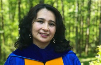 Девочка из Ёркургона стала доктором наук США